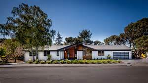 modern ranch mid century modern hillsborough ca av builders