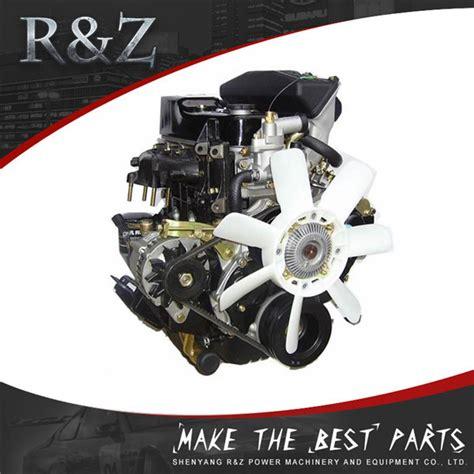 Mesin Isuzu 4jb1t 4jb1 4jb1t piezas motor diesel 4 4 cilindro