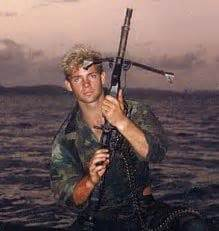 matt leathers navy seal erik kristensen was the lieutenant commander of seal team