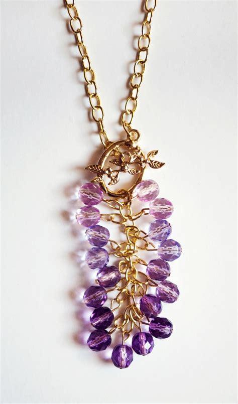 martha stewart jewelry ombre cluster necklace with martha stewart jewelry ciera