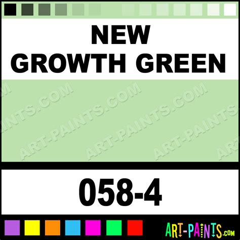 new growth green ultra ceramic ceramic porcelain paints 058 4 new growth green paint new