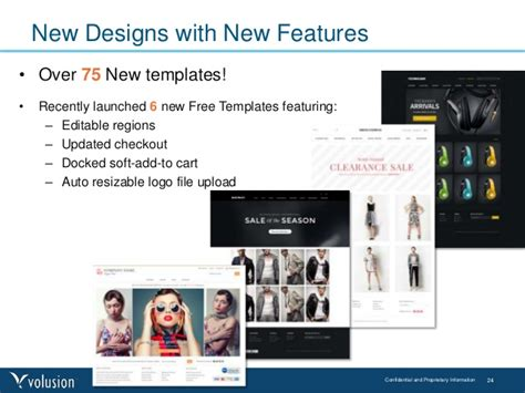 Volusion Templates For Sale by Your Success Drives Our Vision A Roadmap Conversation