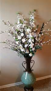 big flower vase 25 best ideas about floor vases on floor