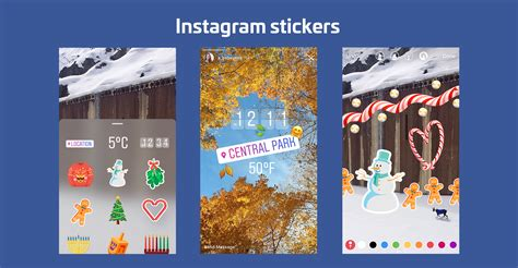 Stickers For Instagram Story