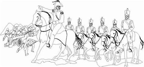 imagenes para colorear batalla de la victoria dibujos de batallas para colorear