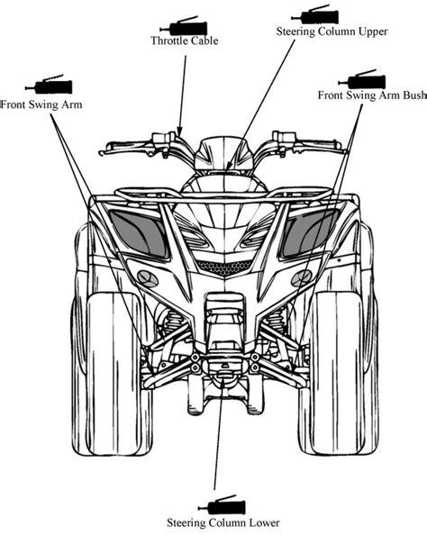 kymco mxu 300 wiring diagram 28 wiring diagram images