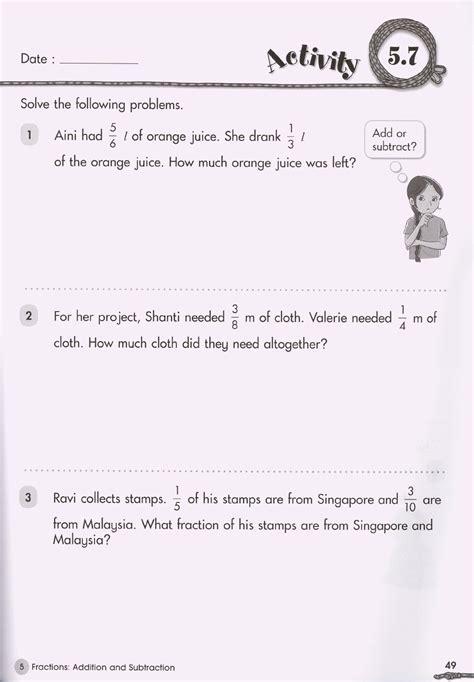 Singapore Math Workbooks Grade 2 Gladys Milner