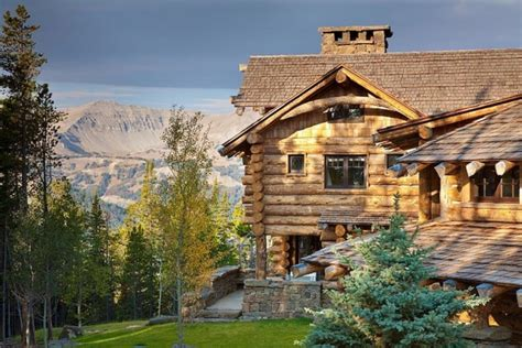 Island Style House Plans chalet en montagne vivons maison