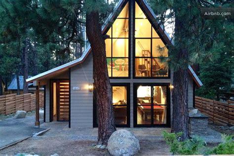 5 beautiful tahoe cabins for a weekend getaway