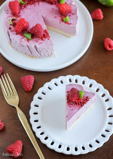 vegan raspberry lime cheesecake with coconut crust bakerita vegan raspberry lime cheesecake with coconut crust bakerita
