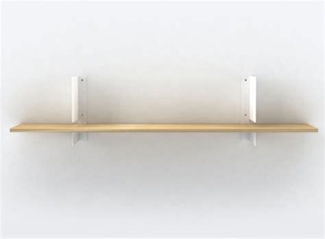 On A Shelf by Shelf Bracket Furnishings Better Living Through