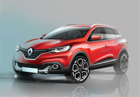 2015 Renault Kadjar News And Information Conceptcarz Com