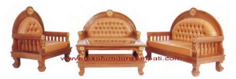 Sofa Grandong kursi bangku jati ukiran murah minamlis kayu