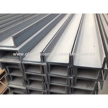 rolled steel channel sections hot rolled c channel steel section global sources
