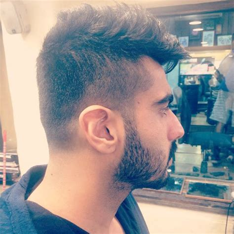 arjun kapoors new hair style photos from all sides raveena tandon s chilly vacation rediff com movies