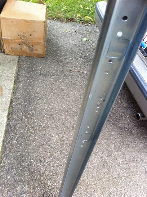 Garage Door Vertical Track Fast Track Facts For Fall Dan S Garage Door