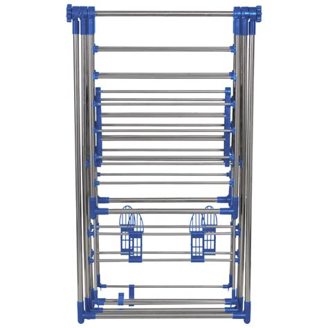 Plastic Racks by Vidaxl Co Uk Rack Stand High Plastic Blue