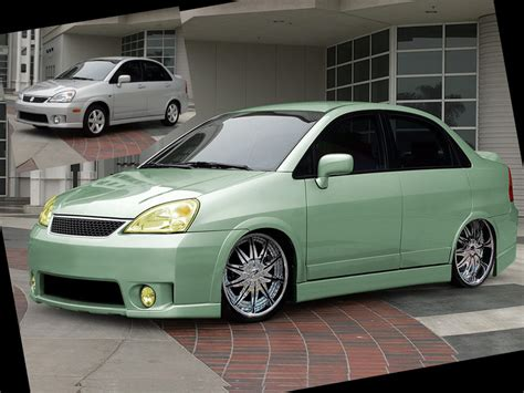 Suzuki Aerio Modified Minty Suzuki Aerio Honda Civic Forum