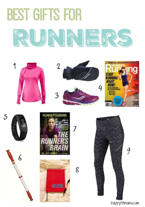 gift guide for runners happy fit mama