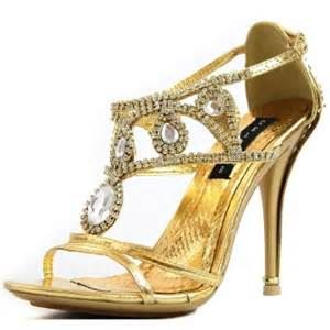 gold colored shoes celeste sasa 01 gold color rhinestone evening shoes