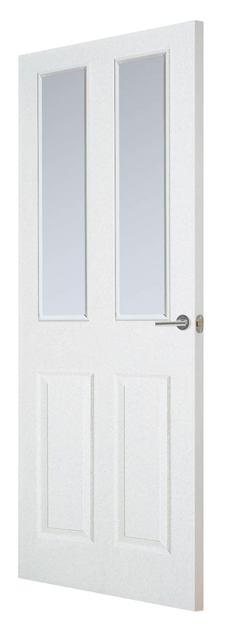select interior doors coventry 4 panel smooth white primed door