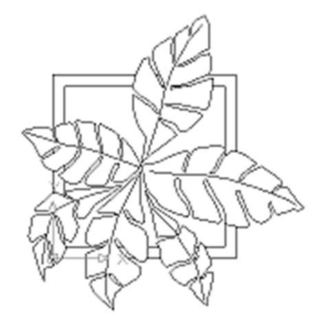 vaso fiori dwg plante d appartement dwg blocscad
