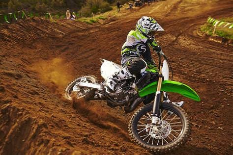 85cc motocross bike 2014 kawasaki kx85 dirt bike magazine