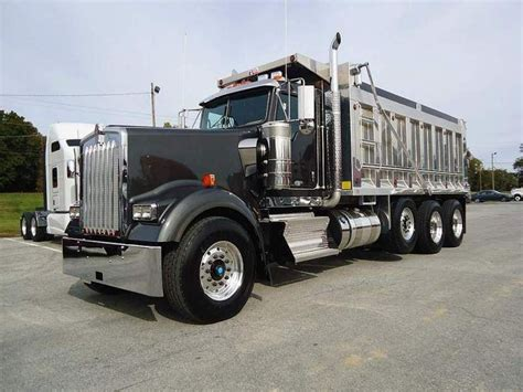 kenworth dump truck kenworth w900 dump trucks