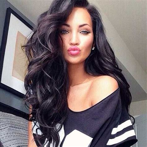 sexy hair styel 25 trending long wavy hairstyles ideas on pinterest