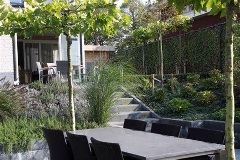 Tuin Met Hoogteverschil tuin met hoogteverschil conceptgroen