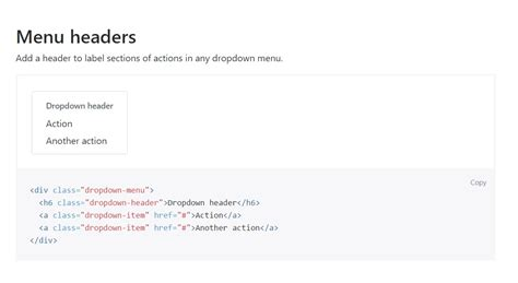 bootstrap layout with header bootstrap header styles