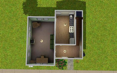 starter house sims 3 starter home floor plans