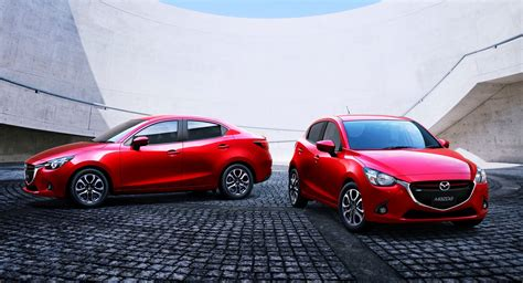pictures of new mazda2 sedan due in malaysia in