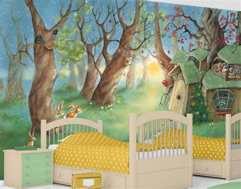 Kinderzimmer Gestalten Wald by Fototapete Wassili Und Sibelius Schlafen Arena Verlag