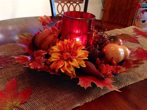 dinner centerpiece thanksgiving table decor centerpiece photograph thanksgivi