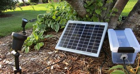 convert outdoor lights to battery how to convert an electric outdoor light to solar solar digital today