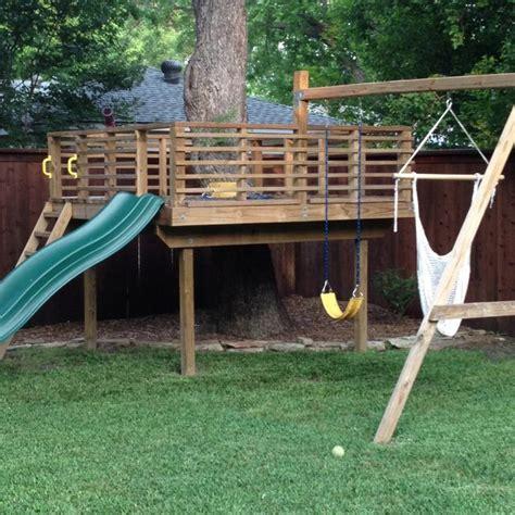 swing set ideas best 25 swing sets ideas on pinterest kids swing set