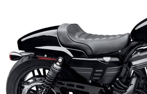 seat for harley sportster harley davidson sportster caf 233 custom accessories released