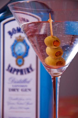 sapphire martini up with olives bombay martini flickr photo