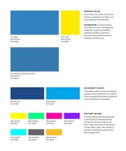 ucla school colors brand colors ucla brand guidelines
