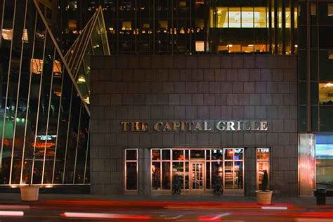 chrysler center nyc the capital grille chrysler center the official guide to