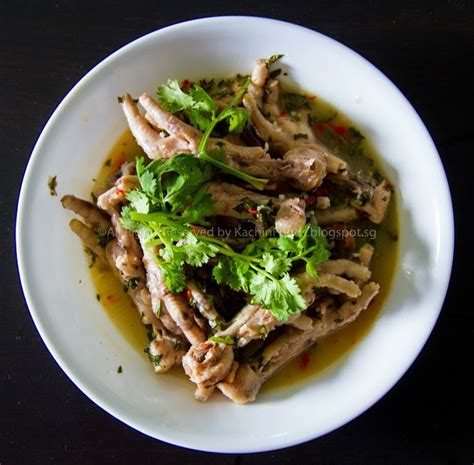10 Foods To Get Your In A Spicy Mood by Kachin Favorite Kachin Sour Spicy Chicken