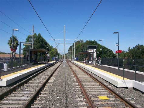 light rail w line dulwich hill line wikidata
