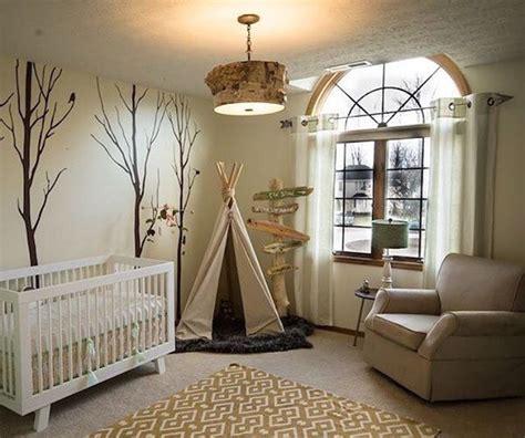 themed nursery decor woodland themed nursery baby room woodland