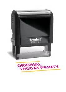 Stempel Trodat Printy 3911 Urgent original trodat printy o carimbo ideal para uso particular