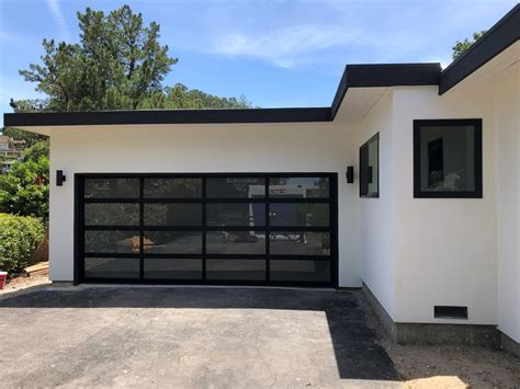 contemporary aluminum frosted tempered privacy glass