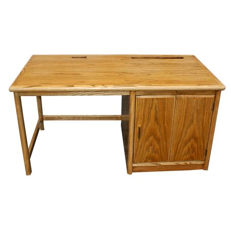 Walnut Desk Modern 52 Quot Mid Century Modern Walnut Desk Ebay