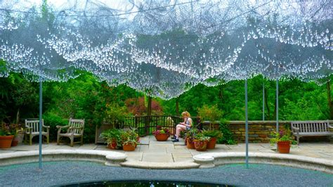 Dumbarton Oaks Gardens by District Color Dumbarton Oaks Gardens