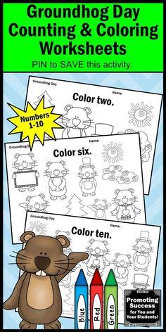 groundhog day lessons groundhog day preschool no prep worksheets activities
