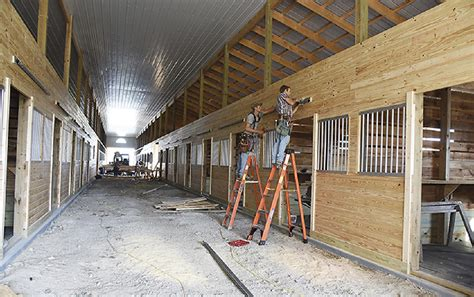 301 best images about horse barn on pinterest saddle new horse barn arena at fire site central mo breaking news